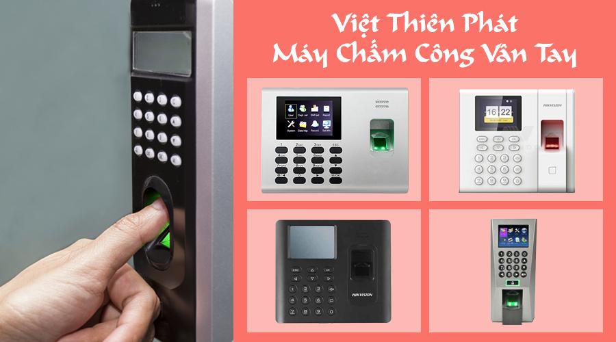 Bán và Lắp đặt máy chấm công bằng vân tay chính hãng giá rẻ tại Hà Nội