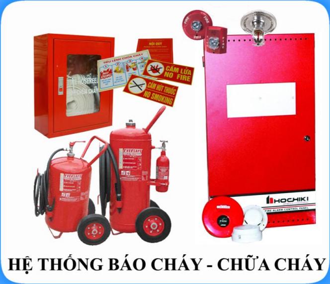 Dịch vụ lắp đặt thiết bị báo cháy của Việt Thiên Phát