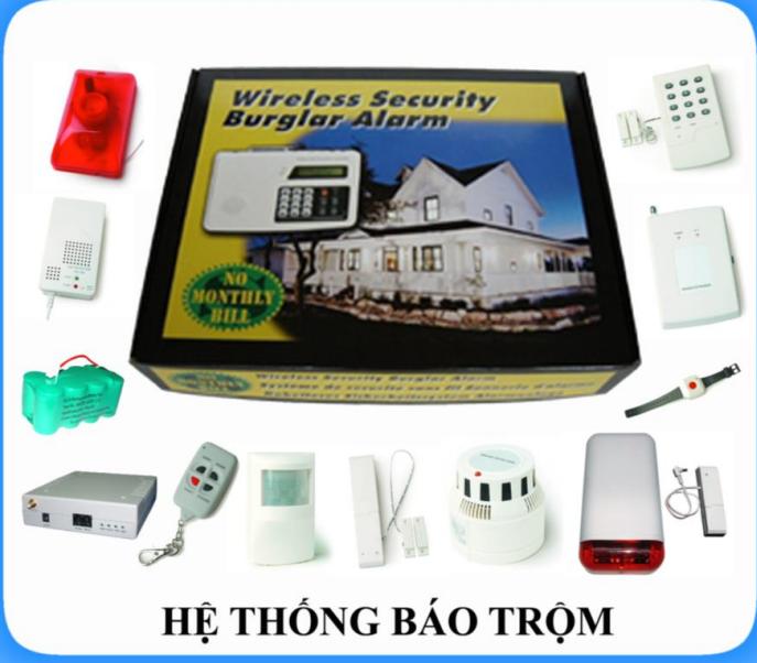 Việt Thiên Phát - Bán và lắp đặt Hệ Thống Báo Trộm