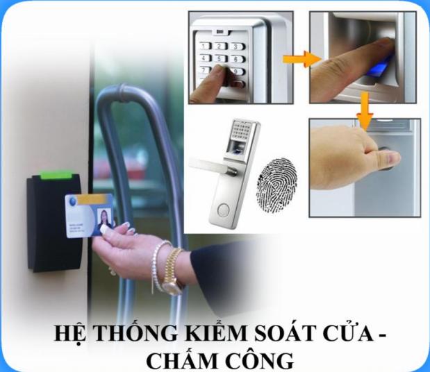 Dịch vụ lắp đặt hệ thống kiểm soát cửa tại Hà nội của Việt Thiên Phát