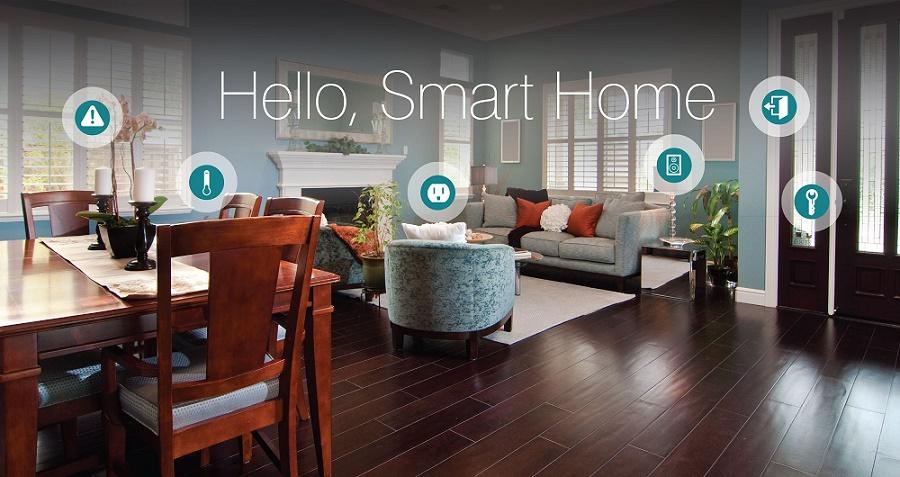Hệ thống Nhà thông minh - Smarthome