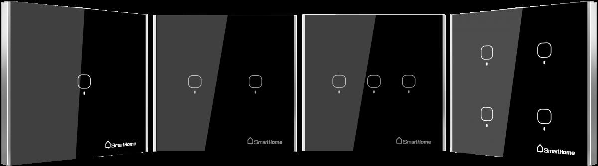 công tắc cảm ứng thông minh - nhà thông minh, smarthome