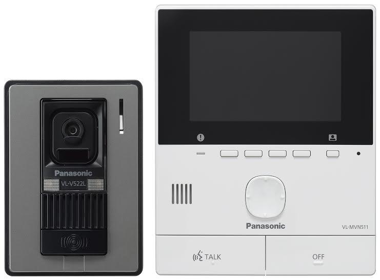 Chuông cửa có hình Panasonic VL-SVN511VN