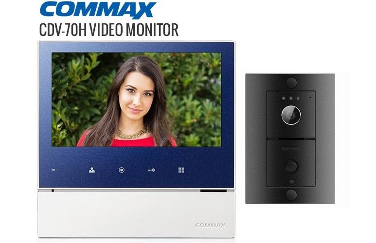 Bán Bộ Chuông Cửa COMMAX CDV-70H/DRC-4L giá rẻ