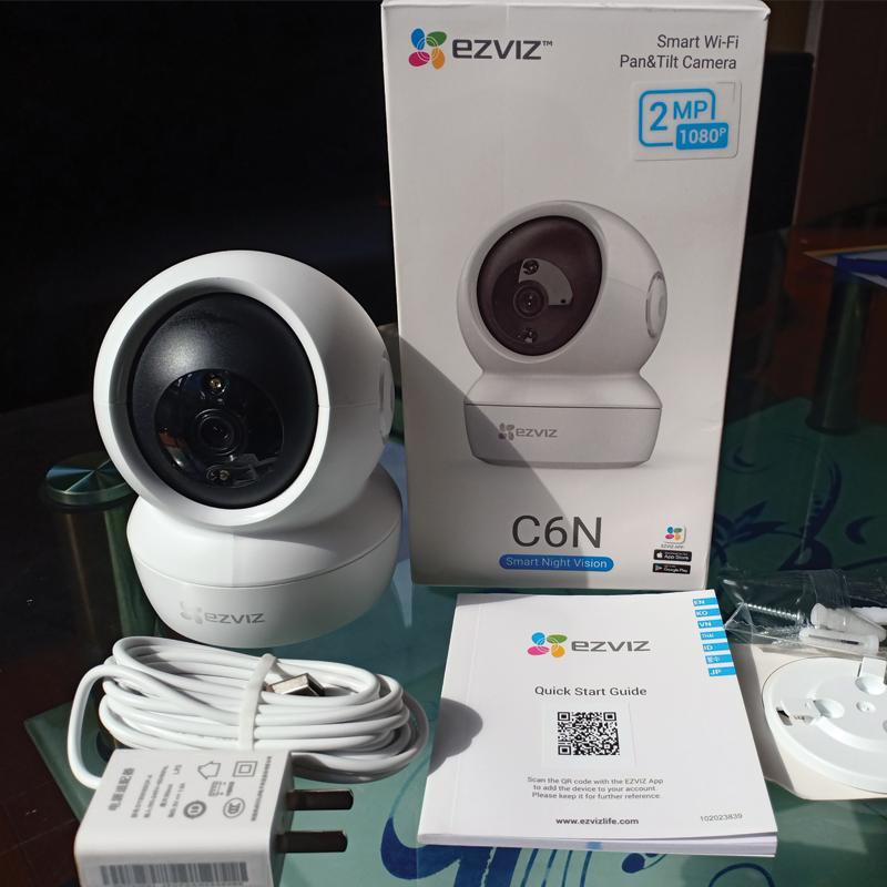 Camera Wifi EZVIZ CS-C6N 1080P (C6N) - Được Phân Phối Tại Việt Thiên Phát