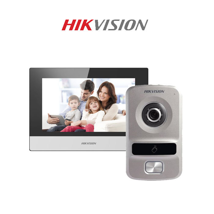 Nút bấm chuông cửa IP HIKVISION DS-KV8102-VP
