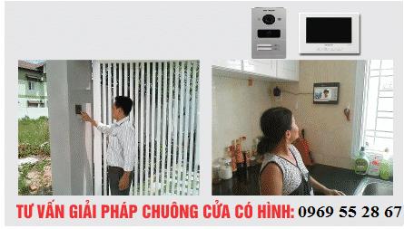 Phân phối Nút chuông Hikvision DS-KV8202-IM chính hãng