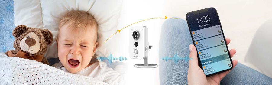 Nơi bán Camera Wifi IMOU IPC-K22P Cube 2.0MP giá rẻ