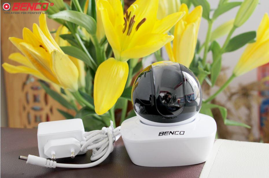 Camera quay quét không dây Benco