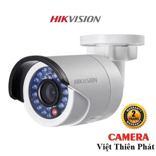 Camera wifi không dây hikvision