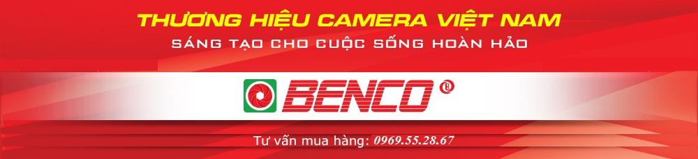 Báo giá lắp đặt camera Benco chính hãng