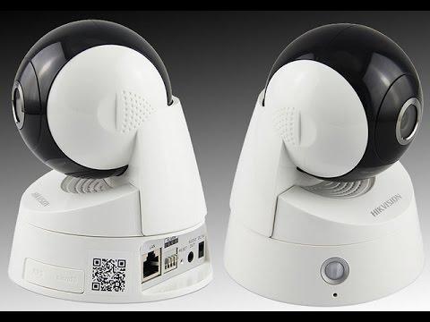 Camera không dây 360 độ hikvision