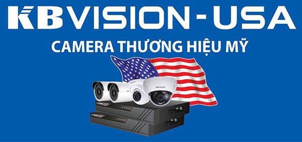 Lắp đặt camera Kbvision - Trọn bộ tại Hà Nội