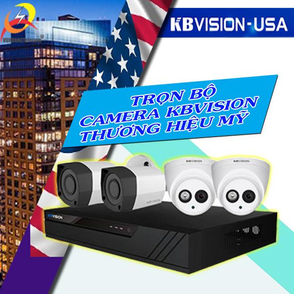 Phân phối Camera KBvision tại Hà Nội