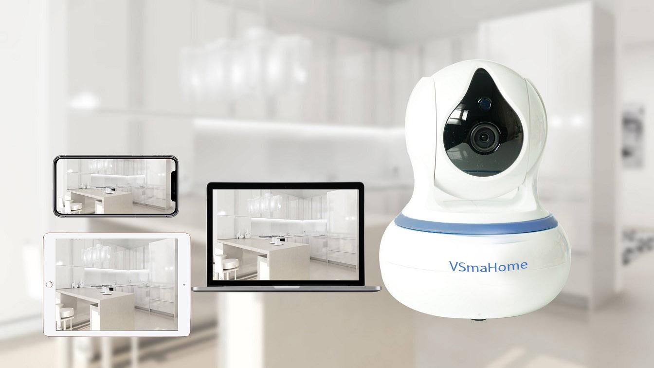 Camera Không Dây WiFi VSMAHOME V1 - 720P