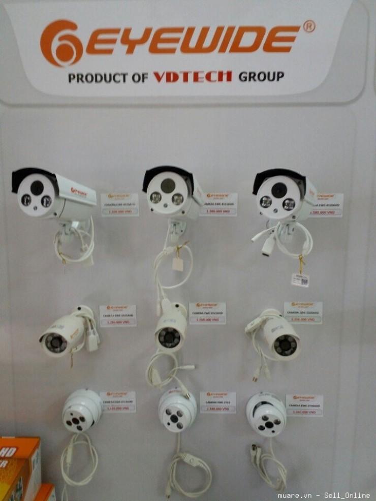 Công ty bán và lắp đặt camera uy tín giá rẻ tại Hà Nội