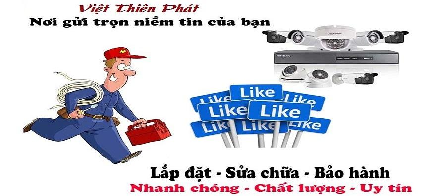 lắp đặt - sửa chữa camera tại Thanh Trì - Hà Nội