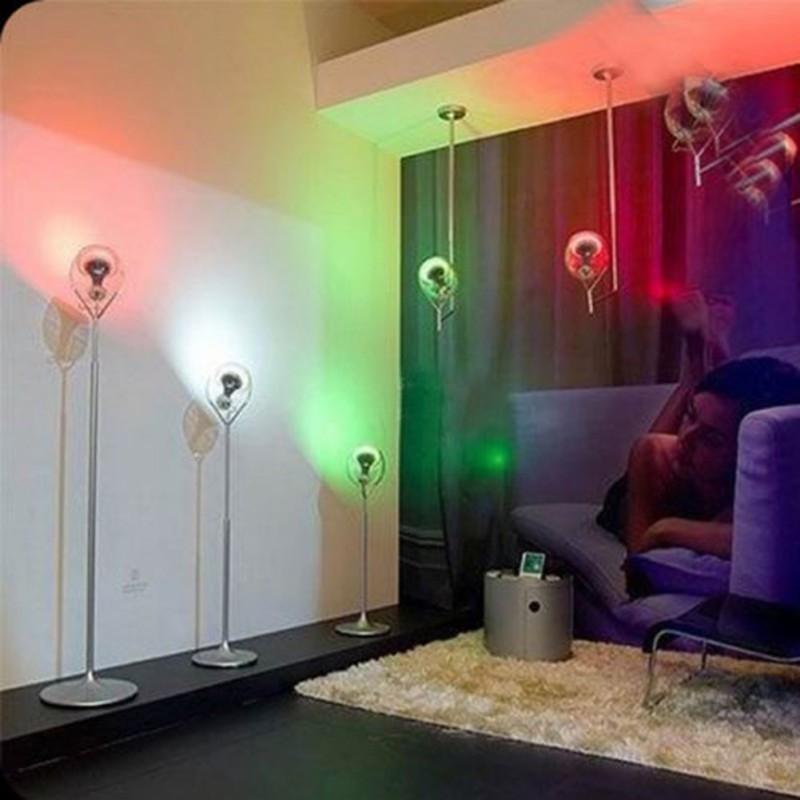 địa chỉ bán Bóng đèn LED đổi màu có điều khiển từ xa RGBLED-3
