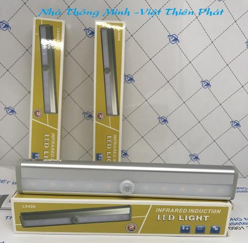 Đèn cảm ứng chuyển động và ánh sáng L0406