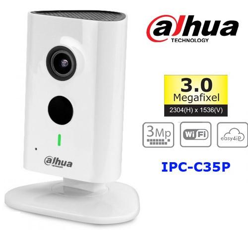 Camera Không Dây Dahua WiFi DH-IPC-C35P
